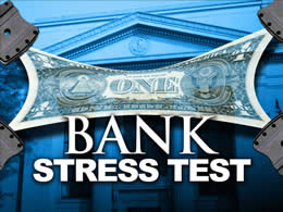 Stress: Bank stress test